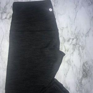 Lululemon denim leggings. Size 6